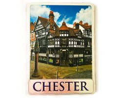 Metallic Chester High Cross Magnet