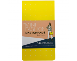 Mini Fashion Sketchbooks