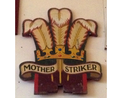 Fairground Art: Mother Striker