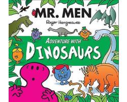 Mr. Men Adventure with Dinosaurs