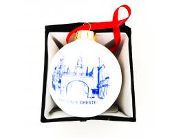 Eastgate Chester Ceramic Bauble