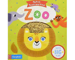 My First Touch and Find Zoo