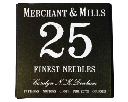 Finest Sewing Needles x 25
