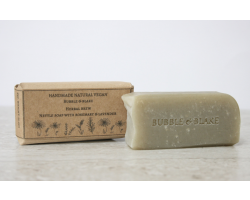 Herbal Brew soap - nettle with rosemary and lavender