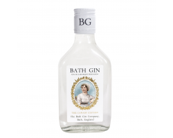 BATH GIN 20CL FLASK