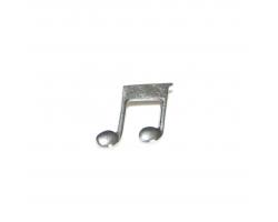 Music Pin Badge - Quaver Note