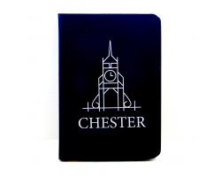 A6 Chester Notepad  with Rainbow Edges Image