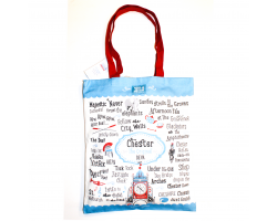"""The Original Deva"" Tote Bag"