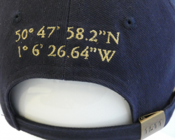 HAT - COMPASS BASEBALL CAP