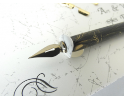 PEN SET  - FOLDING WRITING WALLET Image