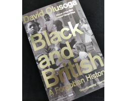 BOOK - BLACK & BRITISH