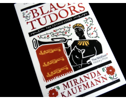 BOOK - BLACK TUDORS