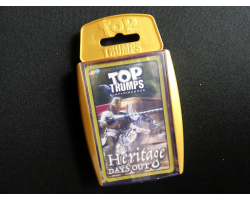 TOP TRUMPS -  HERITAGE DAYS OUT