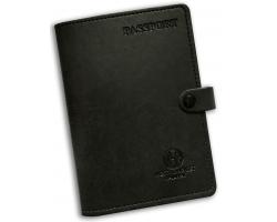 WSR Passport Holder: Black