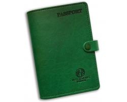WSR Passport Holder: Green
