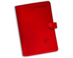 WSR Passport Holder: Red