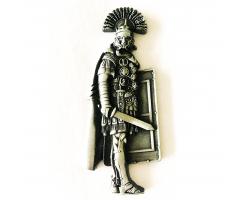 Metallic Roman Centurion Magnet