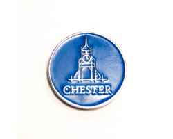 Chester Enamel Pin Badge