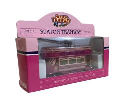 Special Edition: Pink Tram. Corgi Image