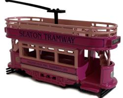 Special Edition: Pink Tram. Corgi