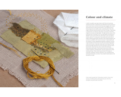 Resilient Stitch - Wellbeing and Connection in Textile Art Image