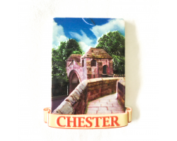 Resin Chester City Walls Magnet
