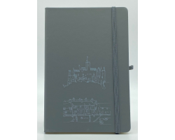 Grey A5 Notebook