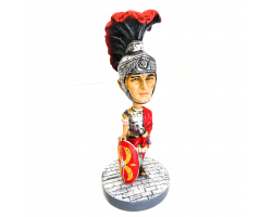 Roman Centurion Bobble Head