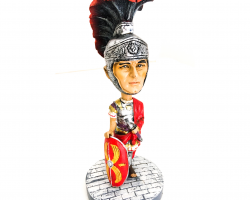 Roman Centurion Bobble Head