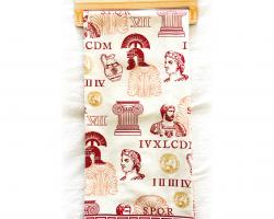 Roman Tea Towel