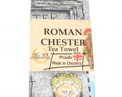 Roman Chester Tea Towel