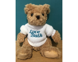 LOVE BATH TEDDY BEAR