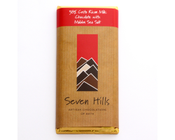 SEVEN HILLS CHOCOLATE - SEASALT
