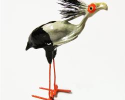Adopt Angola the Secretary Bird