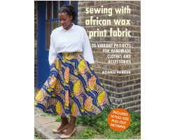 Sewing with African Wax Print Fabric