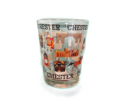 Chester Shot Glass