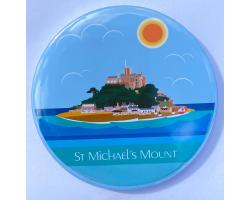 St Michael's Mount Island Magnet