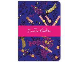 Zandra Rhodes Starwarz A5 notebook