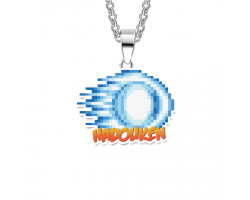 Street Fighter Necklace