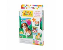 Sticky Mosaics Travel Pack -  Puppies Image