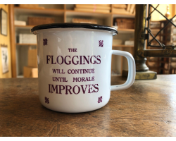 Floggings Will Continue Mug