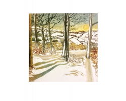 A Vantage Point greetings card