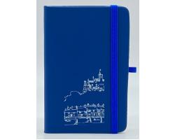 Navy Blue A6 Notebook
