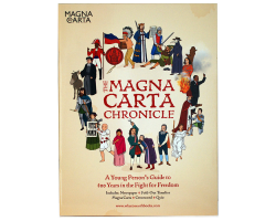 The Magna Carta Chronical Book