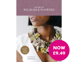 The Art of Wearable Flowers