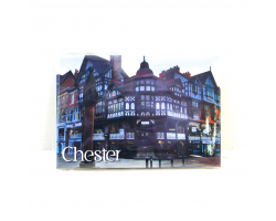 Chester Rows and High Cross Magnet Image