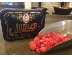 NEW - Cola Drops - 4oz in Jubilee Tin Image