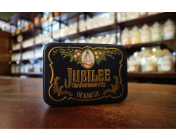 Turkish Delight - 8 pieces in Jubilee Tin