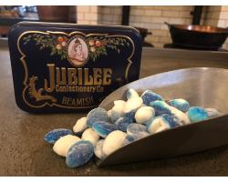 Raspberry Drops - 4oz in Jubilee Tin
