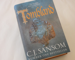 BOOK - TOMBLAND